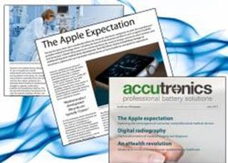 Medical Battery Technology