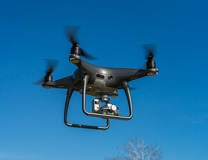 Drones from 2018 to 2019