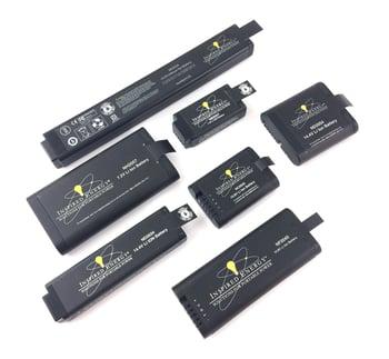 High Capacity Inspired Energy Batteries
