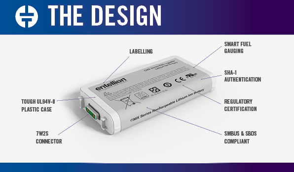 Medical Battery Design