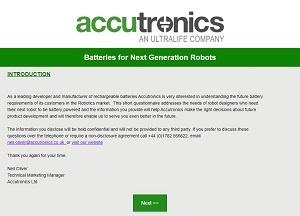 Robotics-Batteries-Survey-Screenshot
