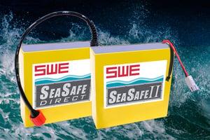 SeaSafe Subsea Batteries