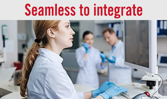 Seamless to Integrate