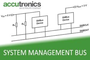Smart U1 Battery with SMBus