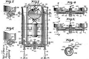Steam Powered Pedometer